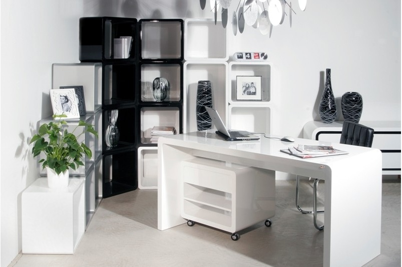 Workspace furniture office interior corner office desk Computer Desk How To Create The Perfect Workspace In Your Home Nutritionfood How To Create The Perfect Workspace In Your Home Fairborne Homes